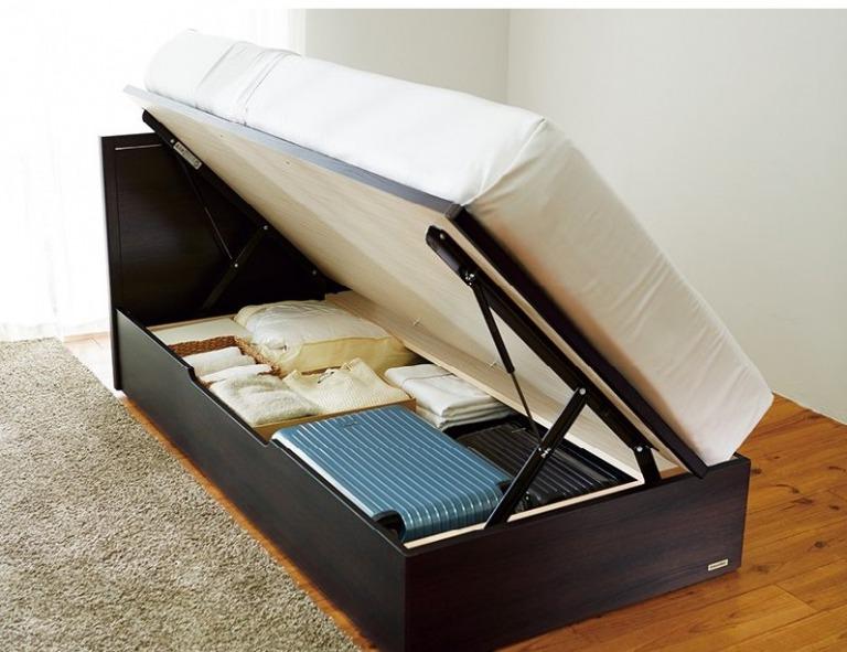 フランスベッドのベッドフレーム